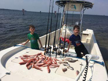 5 hr bottom fishing