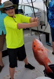 Wonderful fishing trip!
