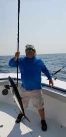 10 hour offshore with robby