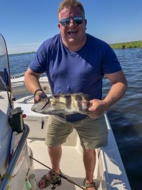 We caught so many fish it wasn\u2019t worth trying to count