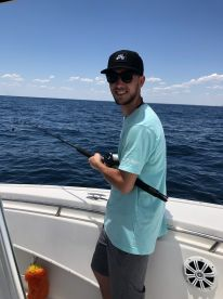 4 hr. PM trip with Capt. Minnick on Semper Fishing