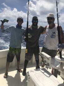 10 Hour Trip w\/ Captain Bryson & Mate Jose