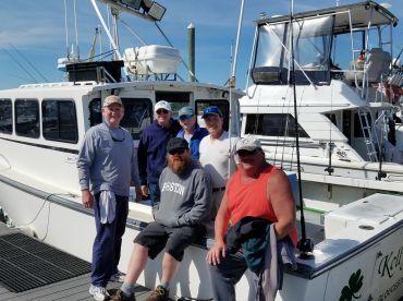 Full day bottom fishing