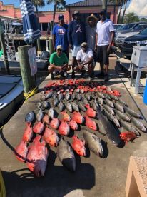 10 Hr Trip with Captain Alicia Paul on Long Shot Charters 6\/15\/2019