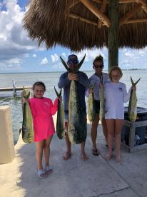 2 awesome days of fishing with Captain Lenny