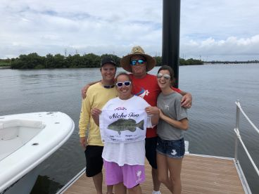 Amazing Time on the Water