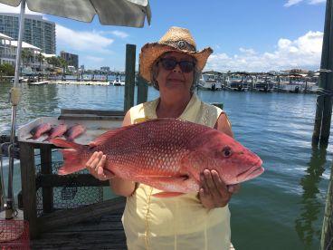 6-hour fishing trip
