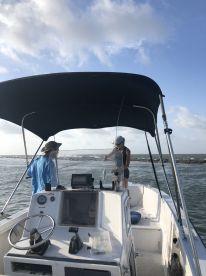 Half day trip with Captain Joel