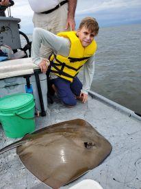 Half day tarpon fishing trip with Capt. Travis