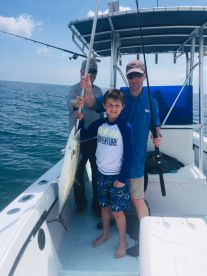 Half Day Offshore Trip with Captain David