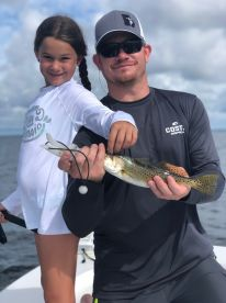 Kaitlyn & Lee (fishing trip for Father\u2019s Day)
