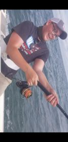 Fishing with Dustin
