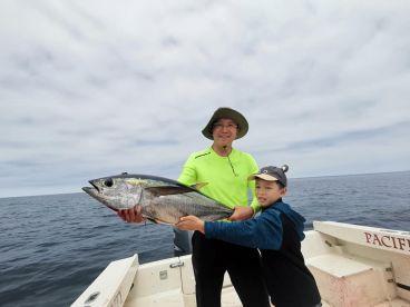 Good captain and nice fishing