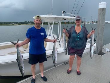 Fishing with Adam