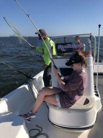 3\/4 day fishing