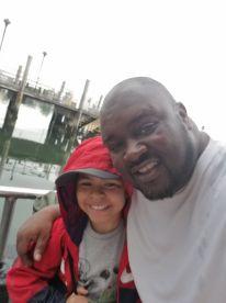 Fishing with Jeffrey