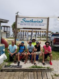 Great trip with lots of fish
