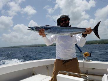 20ish lb King fish