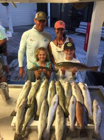 4 hr afternoon inshore trip late June 2019