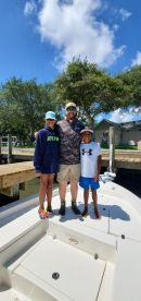 Haley, George, and Capt Fred