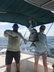 Reef fishing trip 5hrs