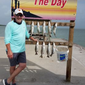 July 4 Fishing - Rockport