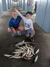 Fishing with Derek
