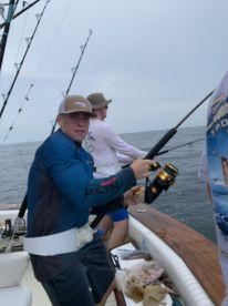 12 Hour Gulf Stream Sportfishing with \u201cCarolina Girl\u201d