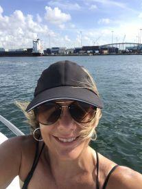 Fun day in the water!