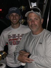 Fishing with Paul