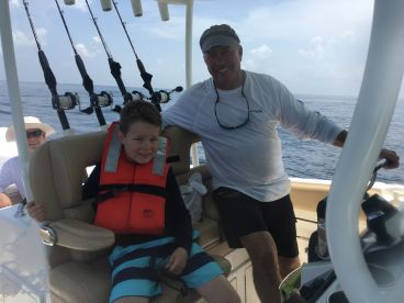 Amazing Fishing Experience with Captain Bill! ?