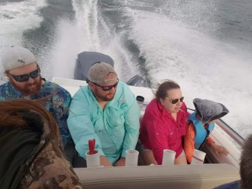 Full day trip with Captain chris and Elite charters