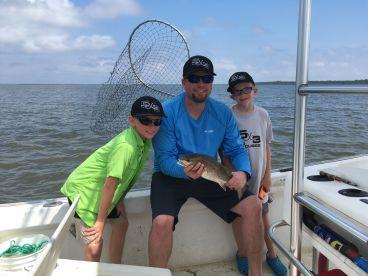 Fishing with Sloan