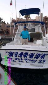 5 Hour fishing trip