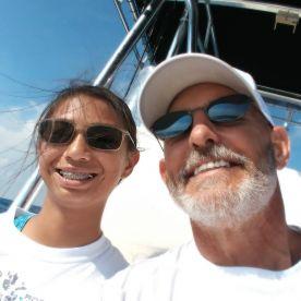 4 hour trip with Capt. Garcia