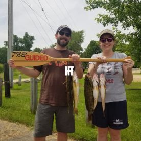 Fishing with Jeff