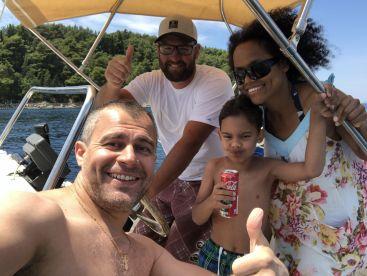 Fishing with Maro