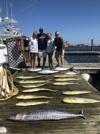 Full day Offshore on the Kahuna