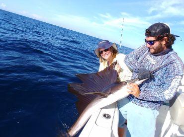 Swordfish for Heather.