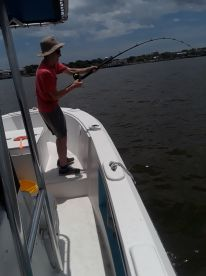 Fishing with Bill