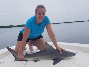 4.5' bull shark!