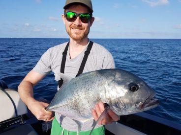 6 hour \u00abaddiction\u00bb AM package with skull fishing