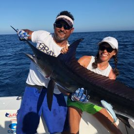 and a Marlin (released)