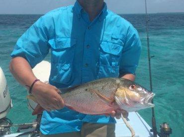 San Pedro Reef Fishing