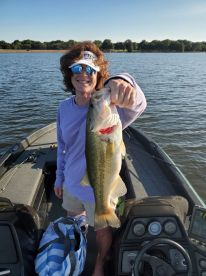 Half Day with an Expert on Lake Fork - OUTSTANDING