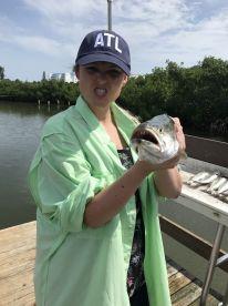 Fishing with John