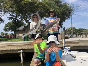 Half day with Carter\u2019s Charter, Captain Fred