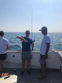 Great fishing trip - Definitely recommend!