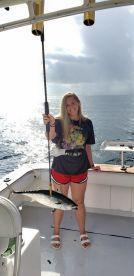 4 hour shark trip with Captain Judah