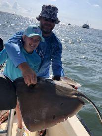 Fishing with Matt